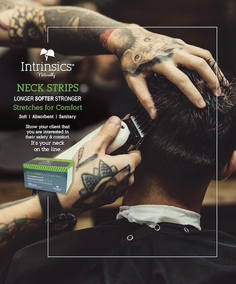Intrinsics neck strips