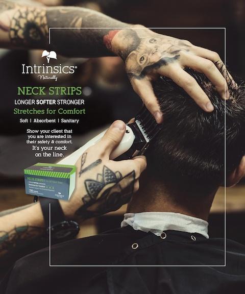 Intrinsics neck strips